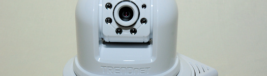 TrendNet TV-IP422 Surveillance camera