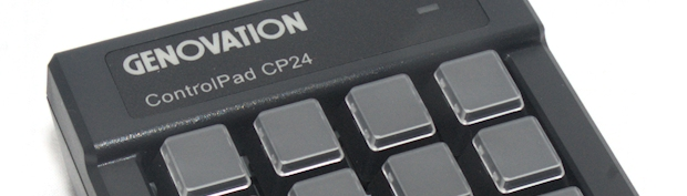 Genovation CP24