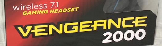 Corsair Vengeance 2000 Headset