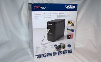 Article: Brother P-touch P750W