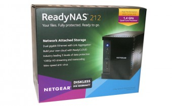 Article: Netgear RN212 NAS storage