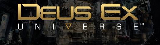 Deus Ex: Universe - A new online game?