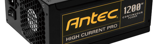 Antec releases High Current Pro power supply